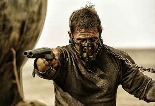 Mad Max Fury Road Star Tom Hardy Photo