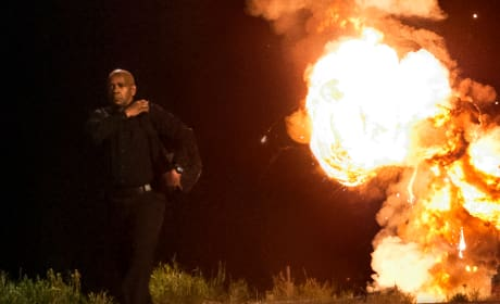 The Equalizer Denzel Washington Still Photo