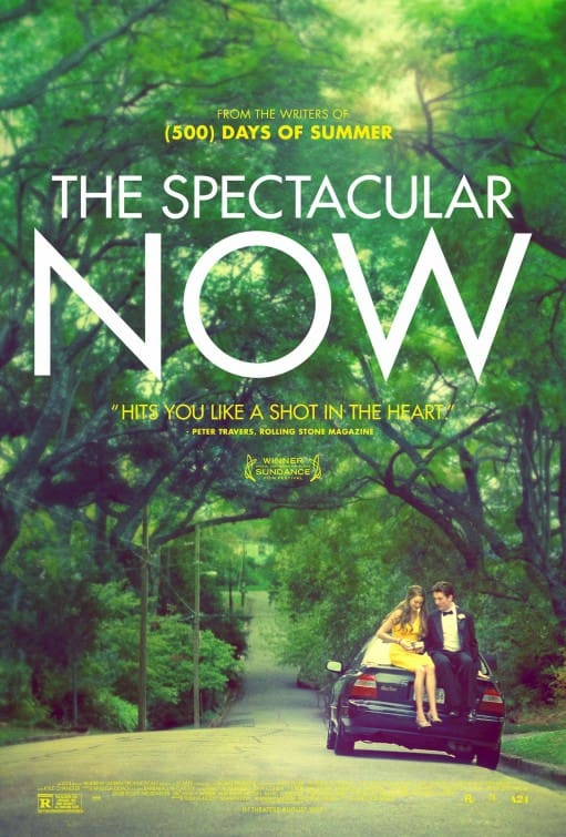 Spectacular Now Poster