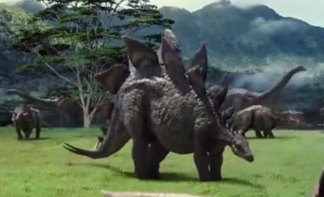 Jurassic World Trailer Photo