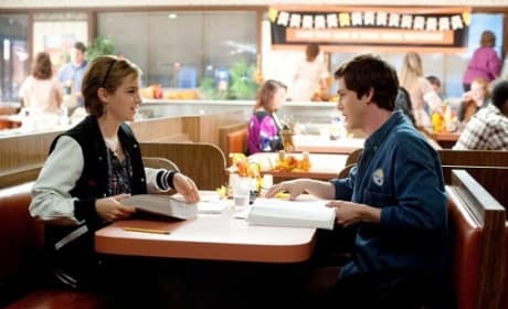 The Perks of Being a Wallflower Clip: A Toast to Charlie