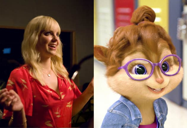 Anna Faris plays Jeanette