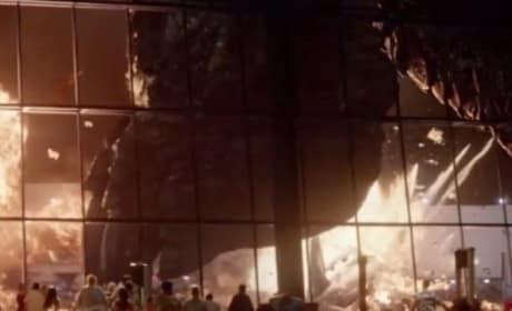 Godzilla: IMAX Poster & Japanese Trailers Make a Splash