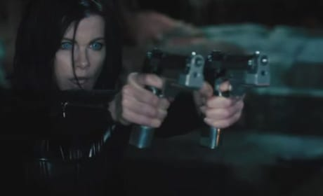 Underworld Awakening Clip: Kate Beckinsale is Somewhere Safe