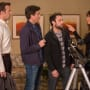 Horrible Bosses 2 Jennifer Aniston Charlie Day Jason Bateman Jason Sudeikis