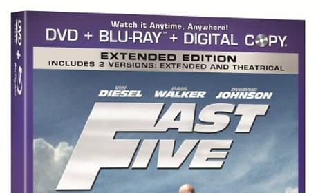 Fast Five Blu-Ray