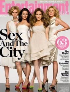 Sex and the City Stars Speak on Filming Movie