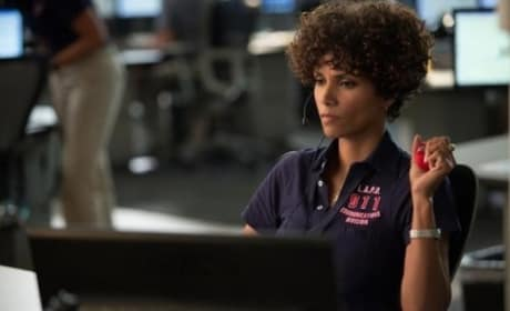The Call Review: Halle Berry's Wild... Hair?