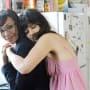Zooey Deschenel and Rashida Jones in Our Idiot Brother