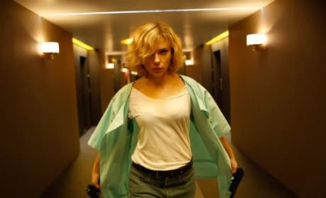 Lucy Review: Scarlett Johansson Kills It For Luc Besson