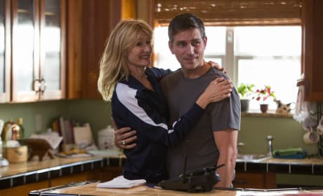 When the Game Stands Tall Jim Caviezel Laura Dern