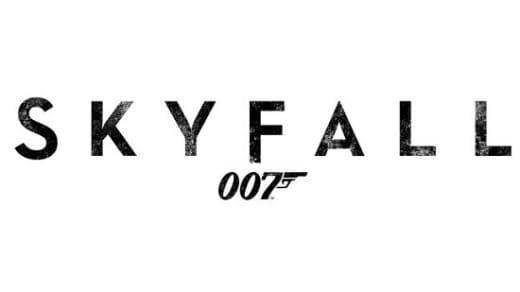 Skyfall Official Logo