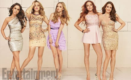Mean Girls Cast Reunites: Check Out the Fetch Photo!