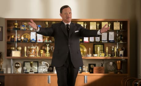 Tom Hanks Stars as Walt Disney in Saving Mr. Banks