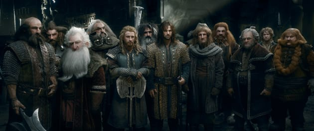 The Hobbit: The Battle of The Five Armies Dwarves