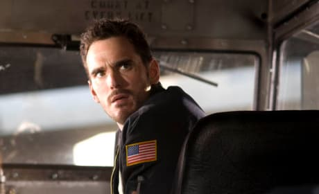 Matt Dillon Peeved About Cut Stunt in Armored