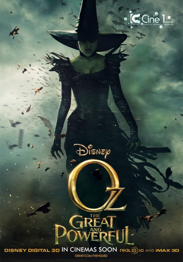 Oz: The Great and Powerful Wicked Witch Poster