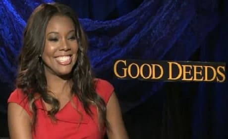 Good Deeds Video Exclusive: Gabrielle Union Interview