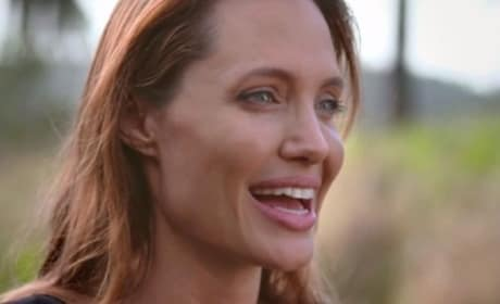 Unbroken Featurette: Behind The Scenes with Angelina Jolie!
