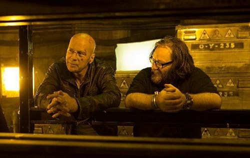 Bruce Willis John Moore A Good Day to Die Hard