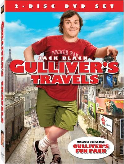 Gulliver's Travels DVD