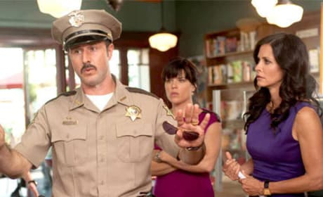 David Arquette Featured in New Scream 4 Photo!
