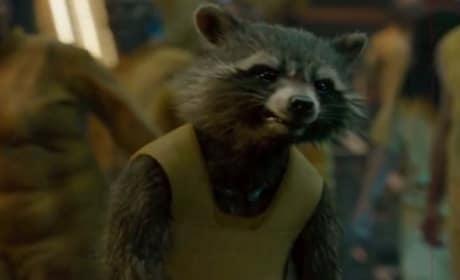 Guardians of the Galaxy: Meet Rocket Raccoon