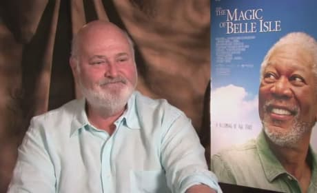 Rob Reiner Exclusive Interview: Who's the Best Actor of All Time?