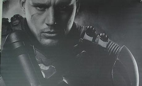 G.I. Joe Movie Poster, Full Name Released