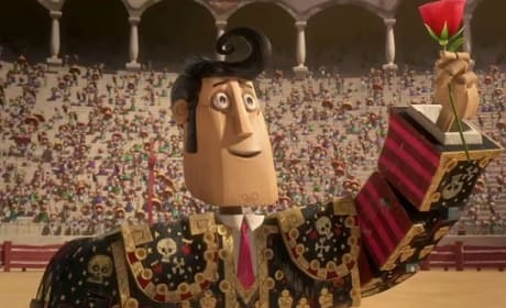 The Book of Life Trailer: Welcome to the Land of the Remembered!