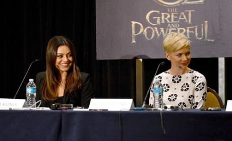 Mila Kunis and Michelle Williams Photo