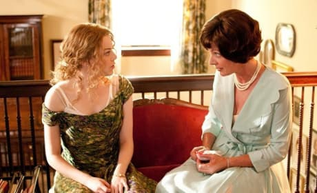 Emma Stone Alison Janney The Help