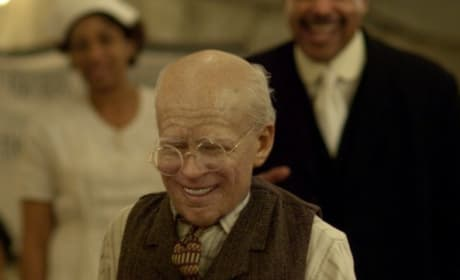 New Images from The Curious Case of Benjamin Button