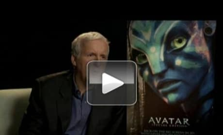 James Cameron Avater Re-Release Interview
