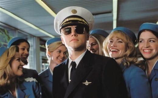 Leonardo DiCaprio Catch Me If You Can