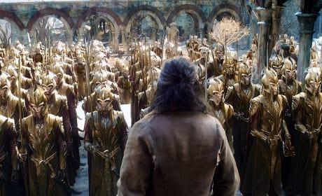 Luke Evans The Hobbit The Battle of the Five Armies