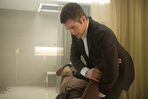 Jack Ryan Shadow Recruit Stars Chris Pine