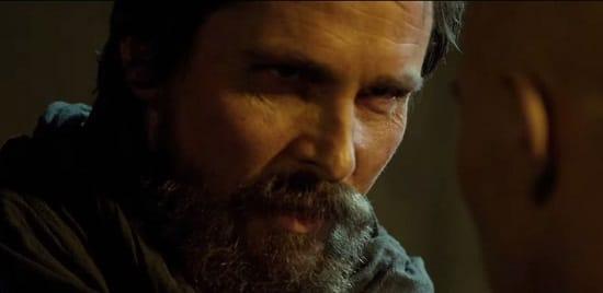 Christian Bale Moses Exodus: Gods and Kings