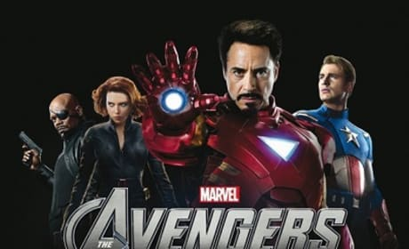 The Avengers Character International Banner