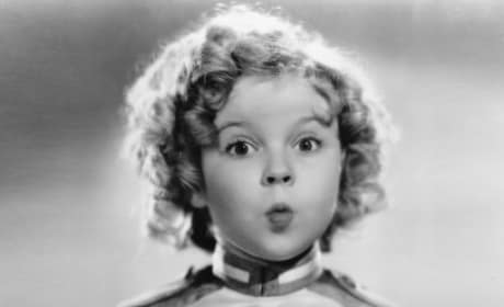 Shirley Temple Promo Photo