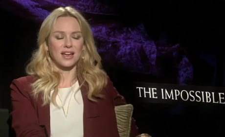 The Impossible: Naomi Watts on Surviving the Wave