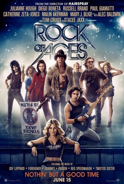 Rock of Ages Cast Poster