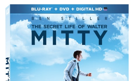 The Secret Life of Walter Mitty Exclusive Giveaway: Win the Blu-Ray!
