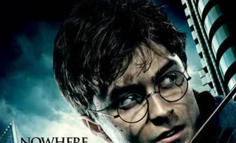 Three Character Posters for Harry Potter and the Deathly Hallows: Part I Released!