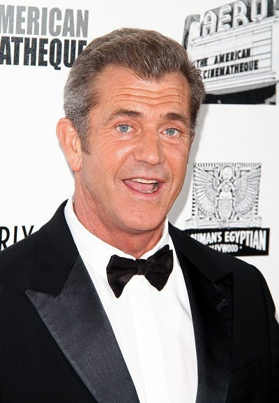 Mel Gibson as Batman?