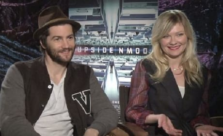 Upside Down Exclusive: Kirsten Dunst & Jim Sturgess Defy Gravity