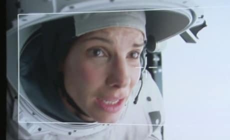 Gravity: Behind the Scenes Video Shows Off Movie Magic