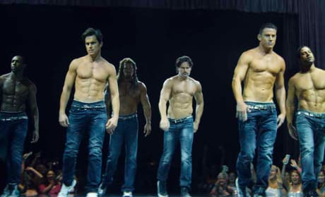 Magic Mike XXL Channing Tatum Joe Manganiello Still