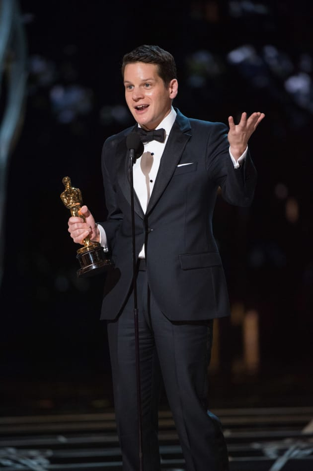 Graham Moore Oscar Speech