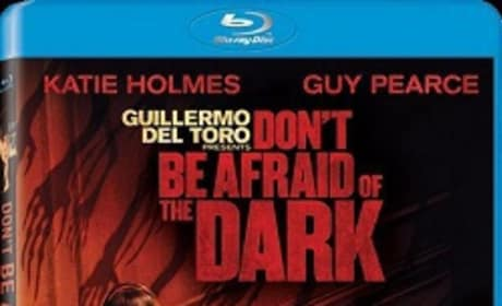 Don't Be Afraid of the Dark Blu-Ray